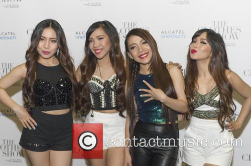 Fourth Impact, 4th Impact, Celina, Mylene, Irene and Almira 5