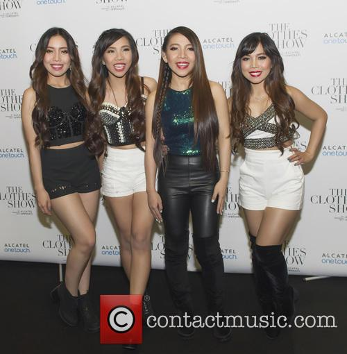 Fourth Impact, 4th Impact, Celina, Mylene, Irene and Almira 8
