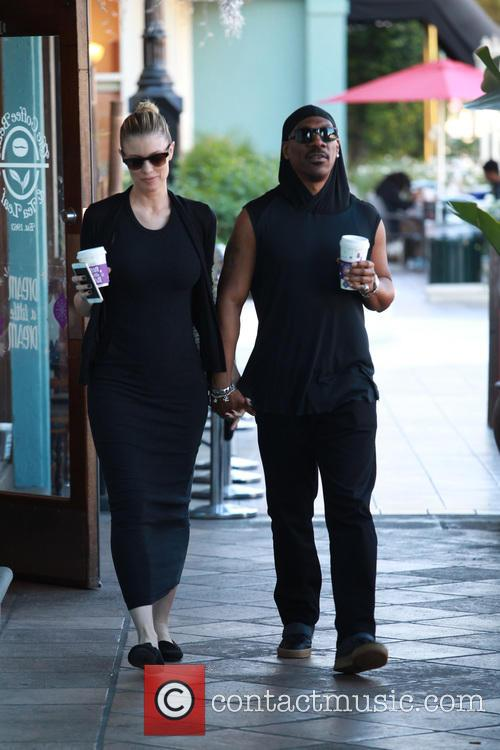 Eddie Murphy and Paige Butcher 4