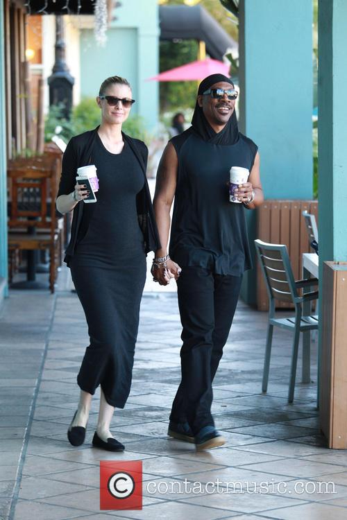 Eddie Murphy and Paige Butcher 9