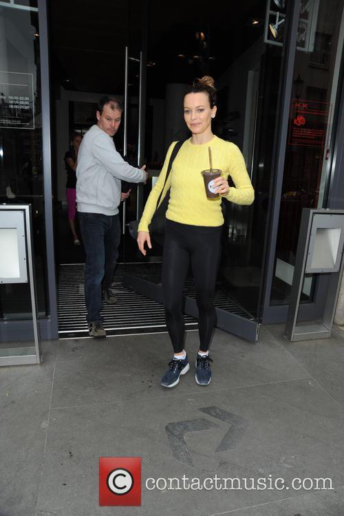 Kim Frickleton leaving the KX Gym