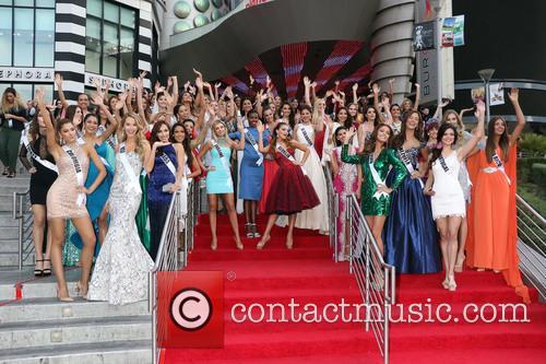 Miss Universe Contestants 2015 3