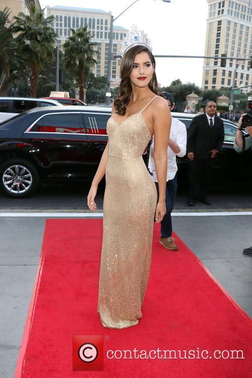 Miss Universe 2014 Paulina Vega 2