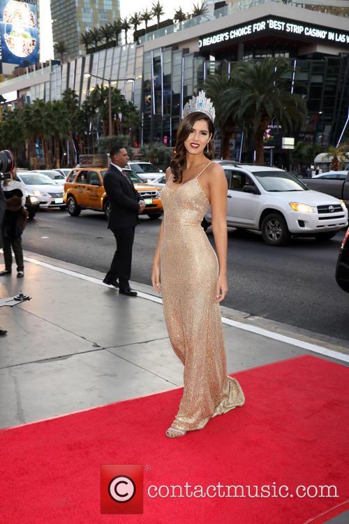 Miss Universe 2014 Paulina Vega 8