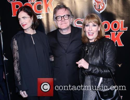 Elizabeth Mcgovern, Kevin Mcnally and Phyllis Logan 1