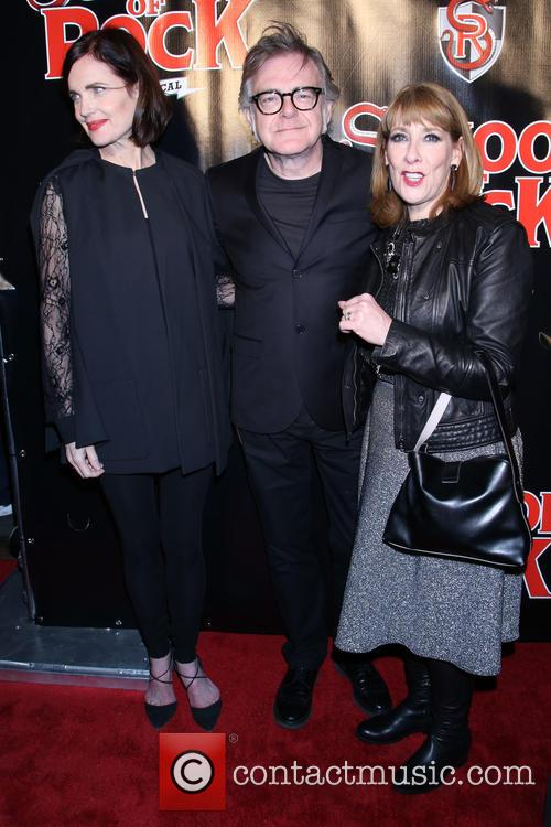 Elizabeth Mcgovern, Kevin Mcnally and Phyllis Logan 2