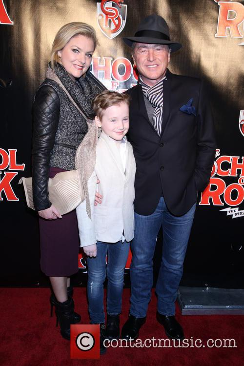 Niamh O'brien, Michael St. James Flatley and Michael Flatley 1