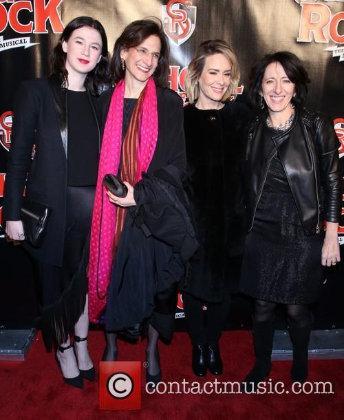Guest, Natasha Katz, Sarah Paulson and Anna Louizos 3