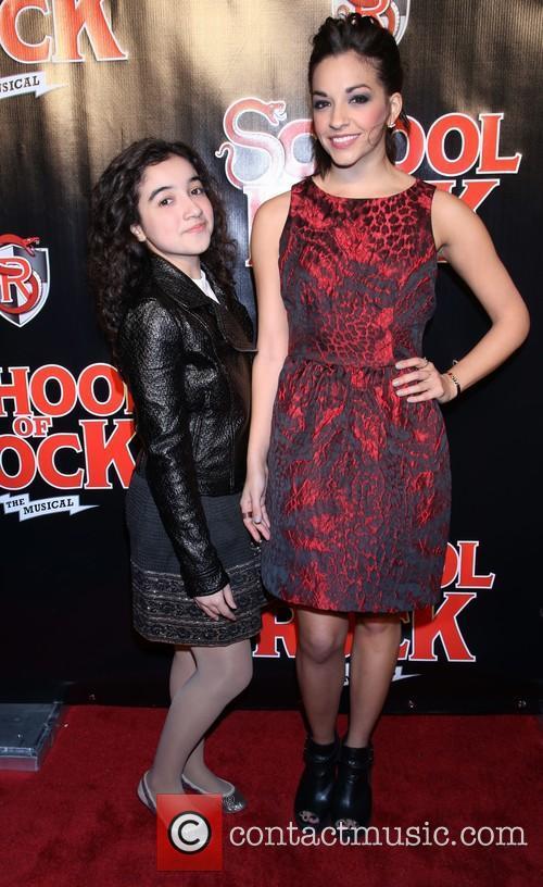 Alexandria Suarez and Ana Villafane 1
