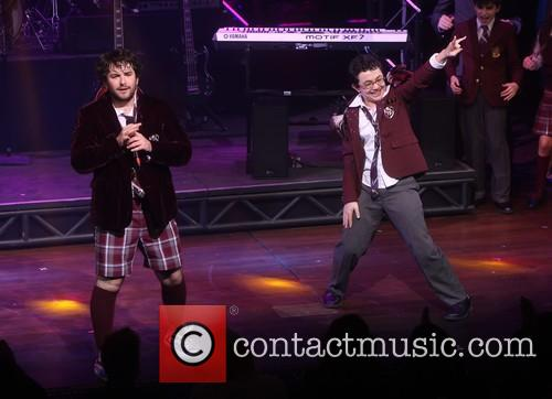 Alex Brightman and Jared Parker 5