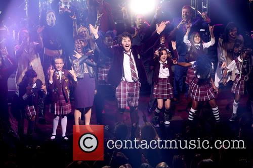 Alex Brightman and Cast 9