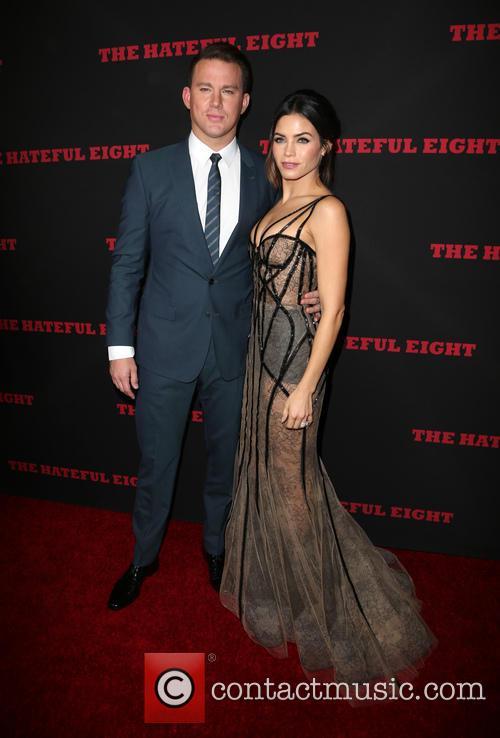 Channing Tatum and Jenna Dewan Tatum 6