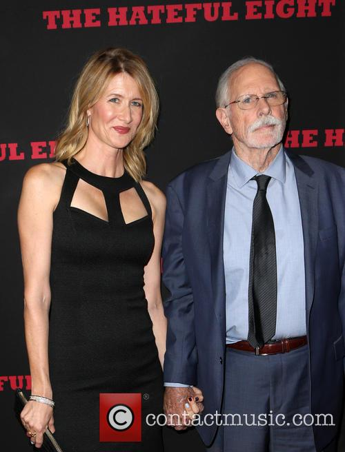 Laura Dern and Bruce Dern 6