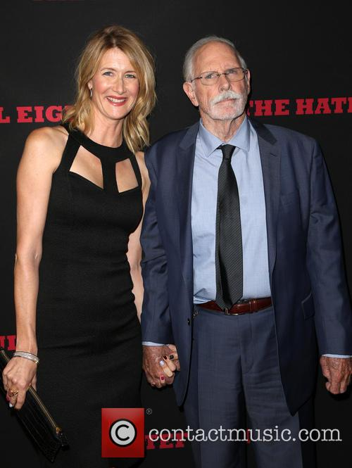 Laura Dern and Bruce Dern 7
