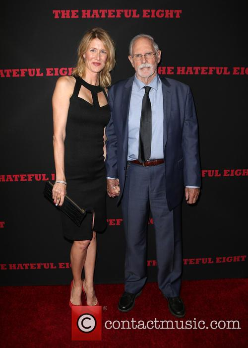 Laura Dern and Bruce Dern 9