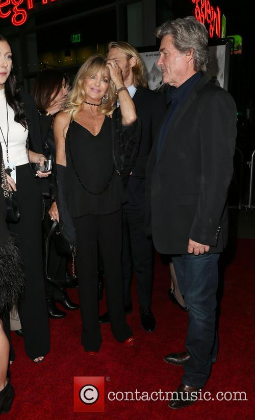 Goldie Hawn and Kurt Russell 3