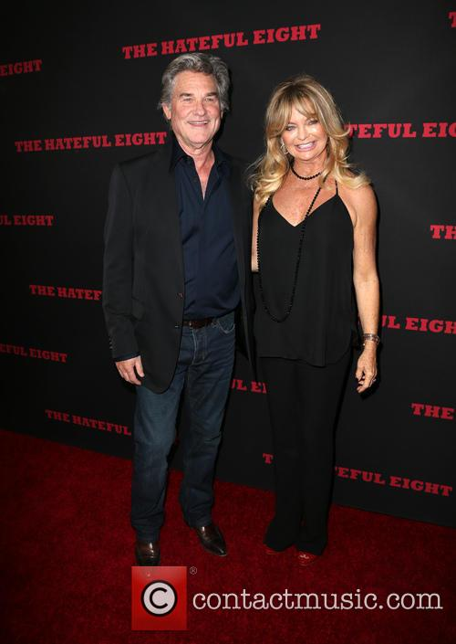 Kurt Russell and Goldie Hawn 7