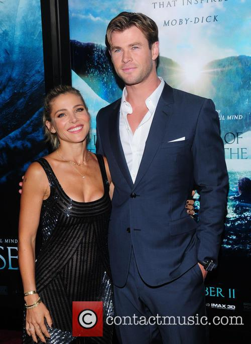 Elsa Pataky and Chris Hemsworth 7