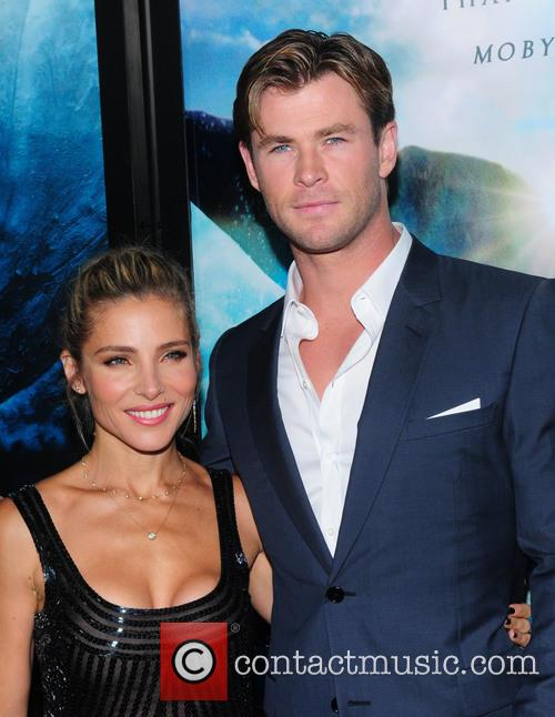 Elsa Pataky and Chris Hemsworth 8