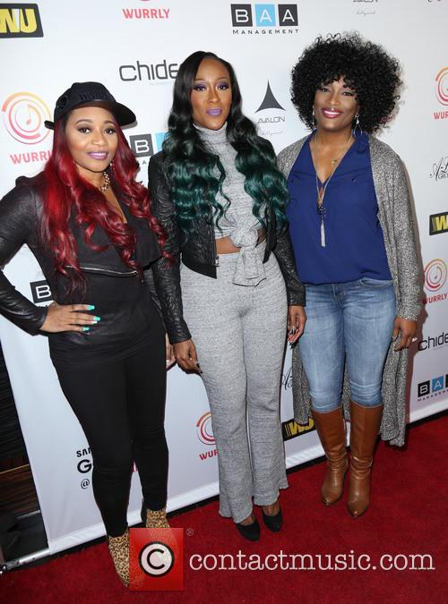 Swv, Sisters With Voices, Cheryl Clemons, Coko, Tamara Johnson-george, Taj, Leanne Lyons and Lelee