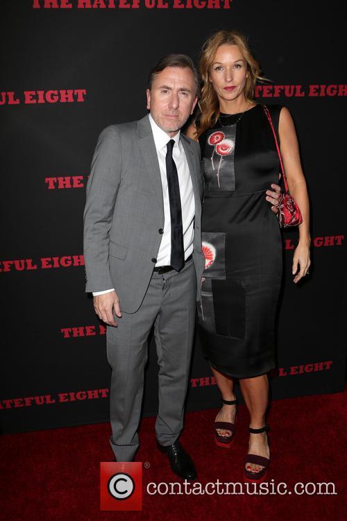 Nikki Butler and Tim Roth 1