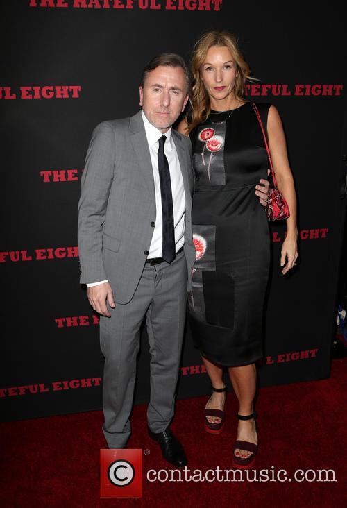 Nikki Butler and Tim Roth 2