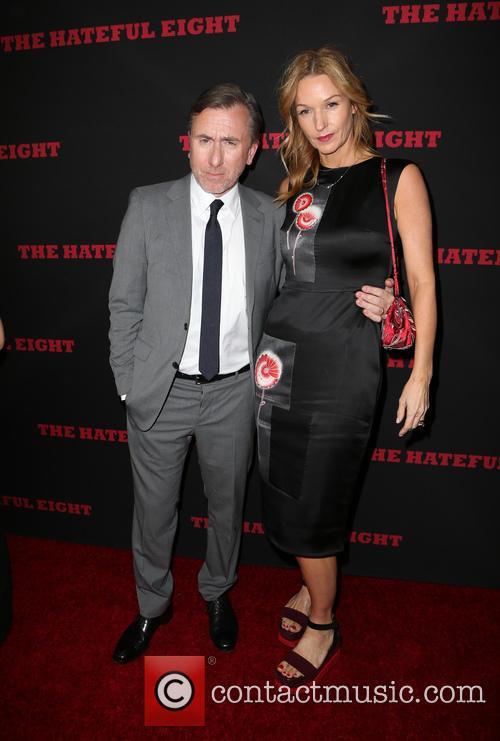Nikki Butler and Tim Roth 6