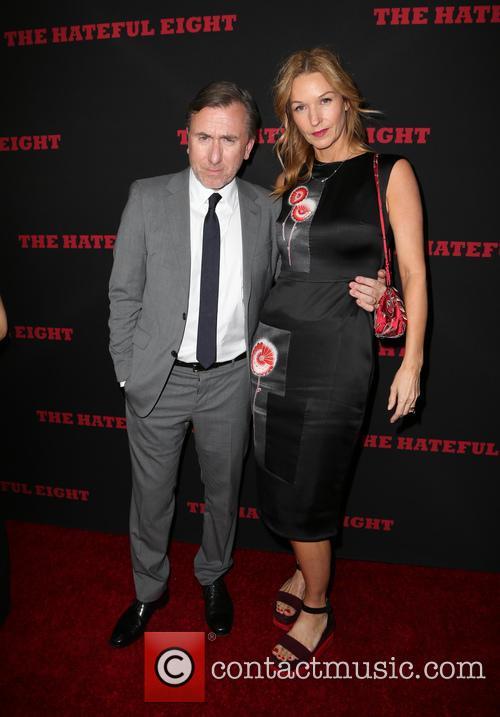 Nikki Butler and Tim Roth 7