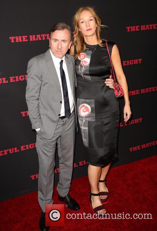 Tim Roth and Nikki Butler 1