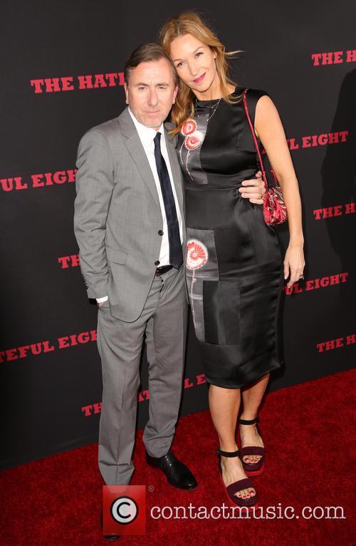 Tim Roth and Nikki Butler 2
