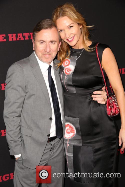 Tim Roth and Nikki Butler 3