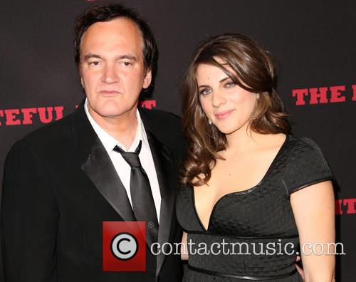 Quentin Tarantino and Courtney Hoffman 6