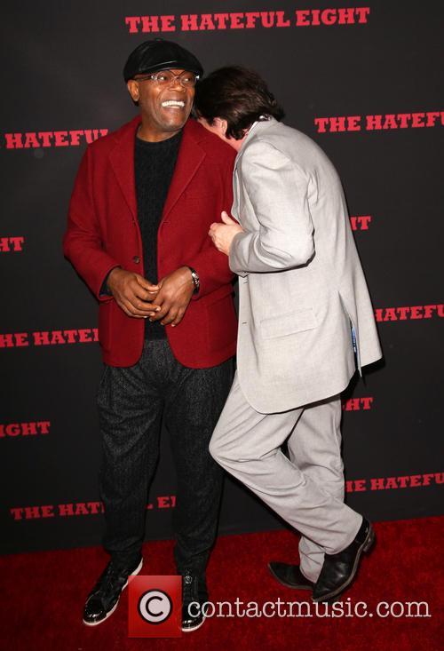 Samuel L. Jackson and Michael Madsen 9