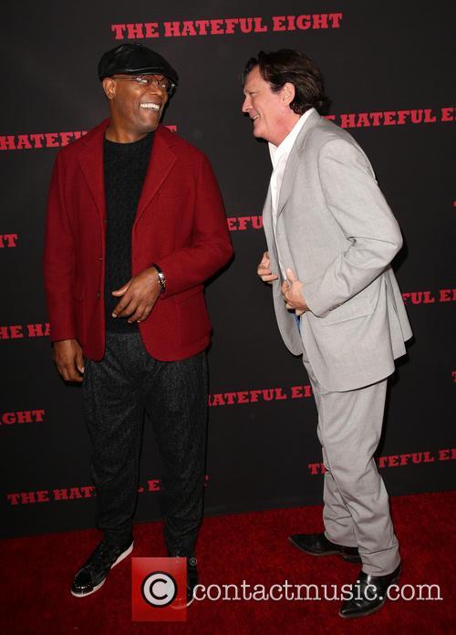 Samuel L. Jackson and Michael Madsen 10