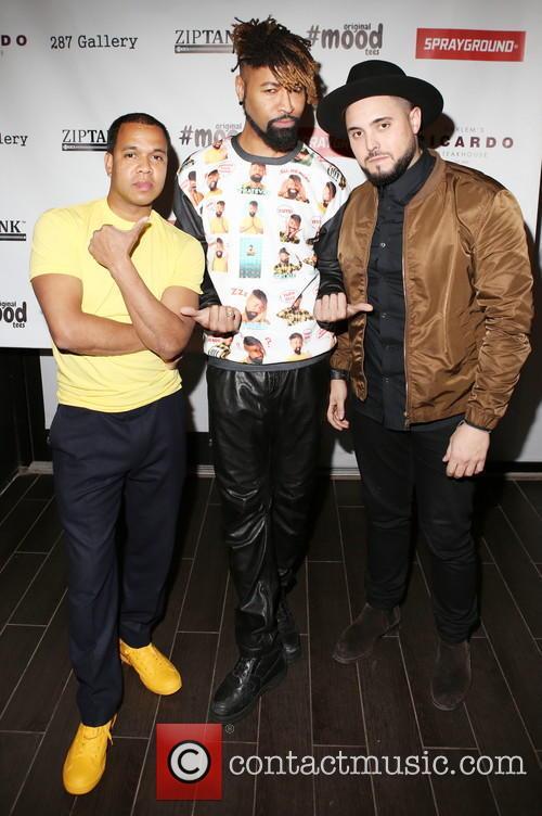Johnny Nunez, Ty Hunter and Nicholas Semkiw 2