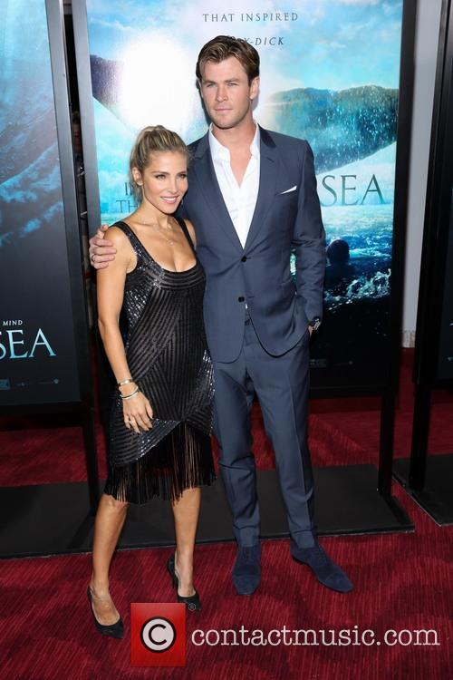 Elsa Pataky and Chris Hemsworth 5
