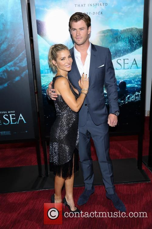 Elsa Pataky and Chris Hemsworth 7