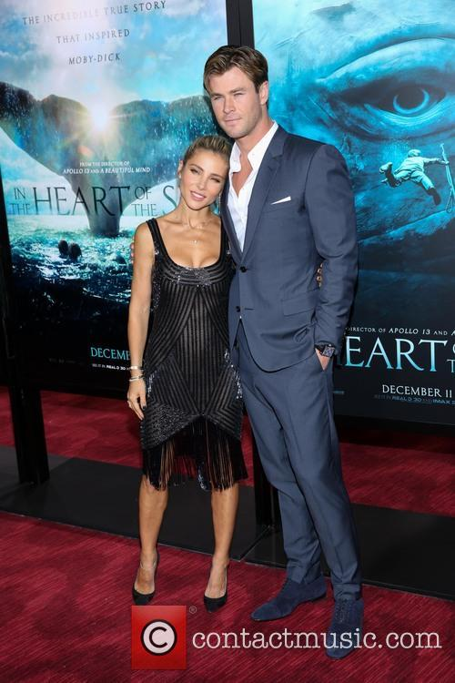 Elsa Pataky and Chris Hemsworth 10