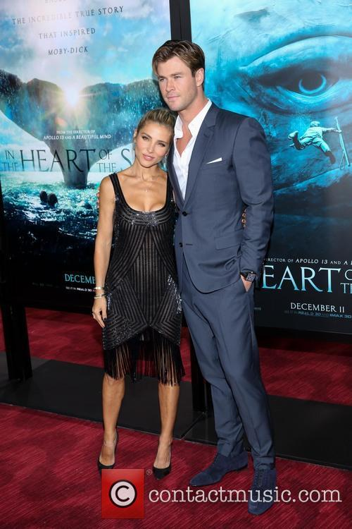 Elsa Pataky and Chris Hemsworth 11