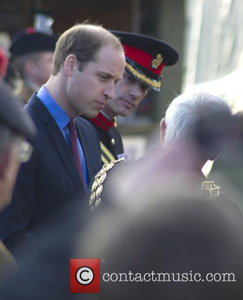 Prince William and Duke Of Cambridge 4