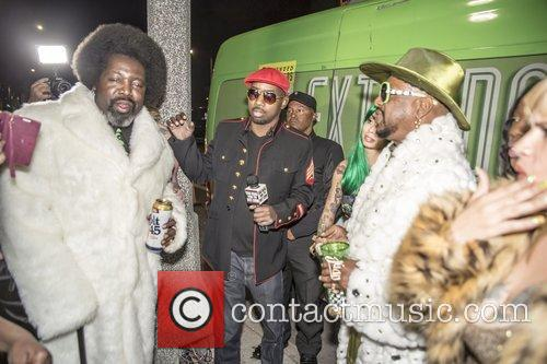 Bishop Don Magic Juan and Afroman 1