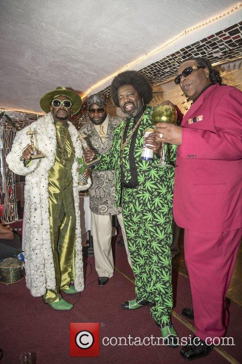 Bishop Don Magic Juan and Afroman 3