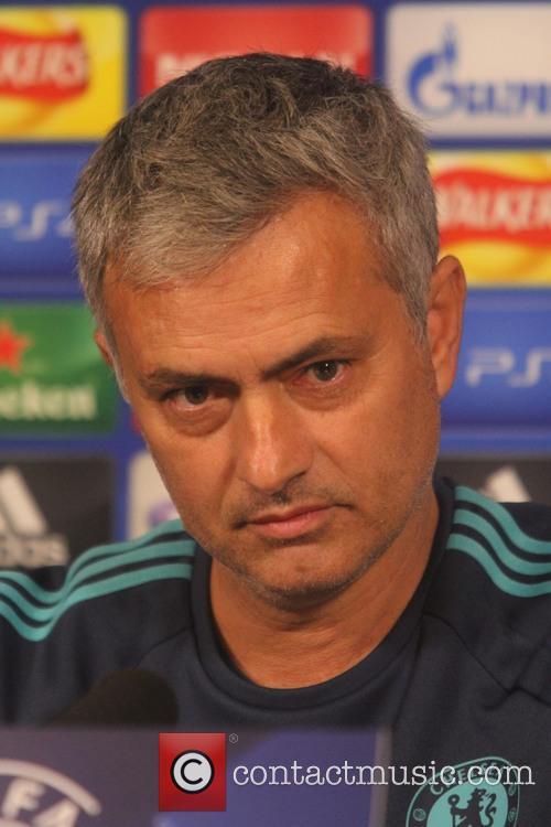 Jose Mourinho 9