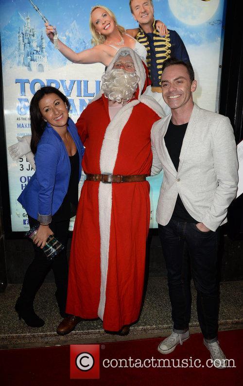 Hayley Tanaddon and Daniel Brocklebank 1