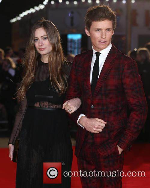 Eddie Redmayne and Hannah Bagshawe 1