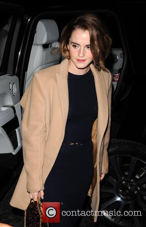 Emma Watson Brushes Off 'Feminazi' Insults