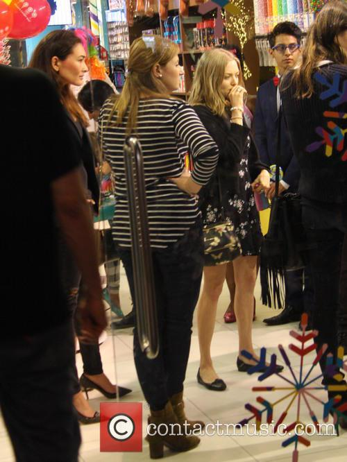 Maggie Q and Amanda Seyfried 3