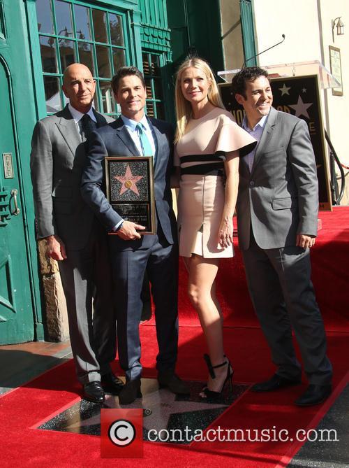 Tom Barrack, Rob Lowe, Gwyneth Paltrow and Fred Savage 4