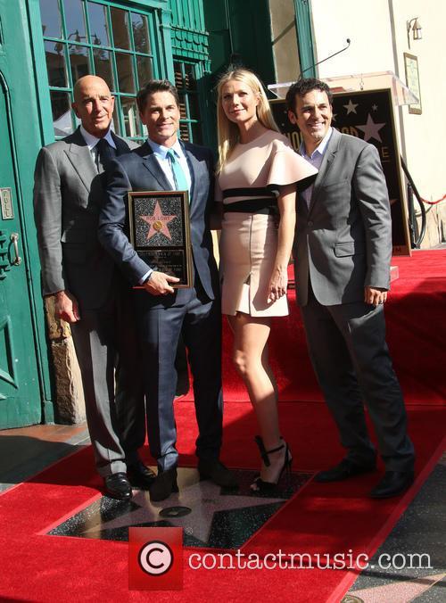 Tom Barrack, Rob Lowe, Gwyneth Paltrow and Fred Savage 5