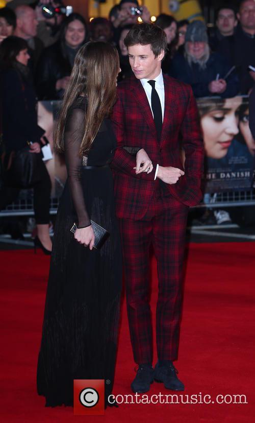Eddie Redmayne and Hannah Bagshawe 5